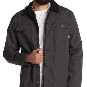 VANS Midtown J Phantom Sherpa Jacket